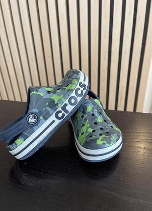 Детские кроксы crocs. оригинал