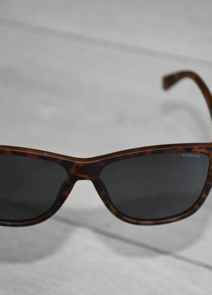 Оригинальные солнцезащитные очки polaroid оригинал линзы с поляризацией4 фото