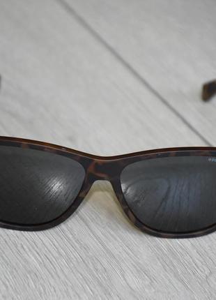 Оригинальные солнцезащитные очки polaroid оригинал линзы с поляризацией8 фото