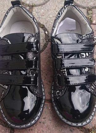 Туфли спортивные для девочек