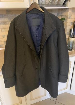 Пальто zara 52 см плечи