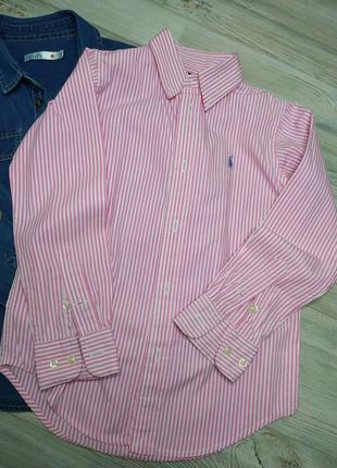 Сорочка для хлопчика ralph lauren