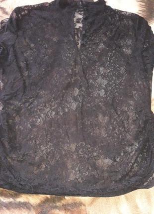 Кофточка женская сетка