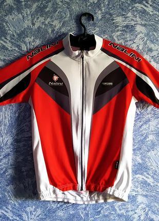 Велоджерси велофутболка вело одежда nalini