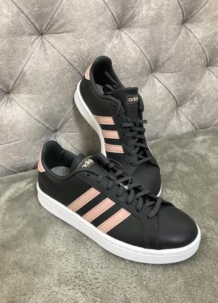 Кроссовки оригинал adidas grand court eg4014
