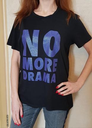 Стильная модная футболка с оригинальным принтом