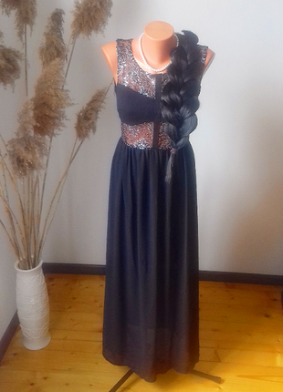 Вечернне платье в пол prodotto italiano tazee