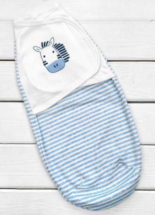 Пелюшка-кокон для немовляти