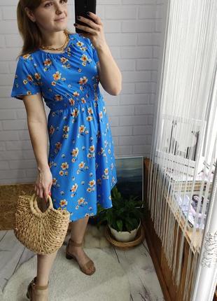 Женственное миди платьев цветы от new look