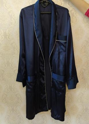 Шикарный мужской халат