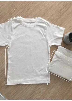 Набор футболок поддев 3шт