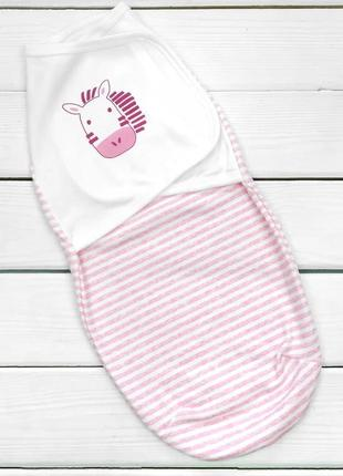 Пелюшка-кокон для новонародженого