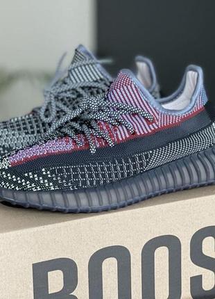 ➡️женские кроссовки adidas yeezy boost 350 v2 yecheil