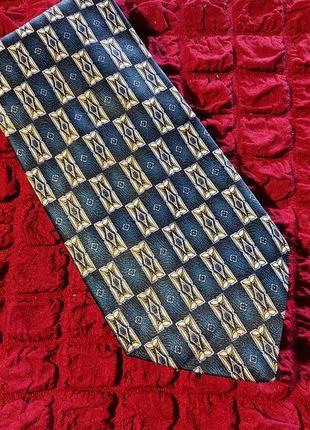 Распродажа/франция/брендовый/100% шёлк/галстук.