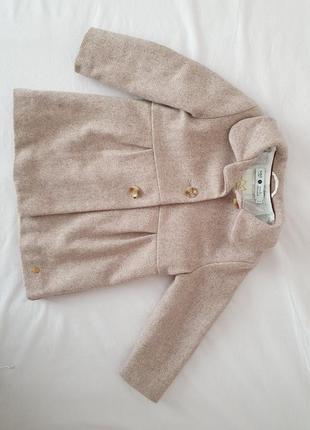 Демисезонное пальто marc&spenser