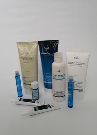 Повноцінний набір догляду та відновлення волосся від lador
