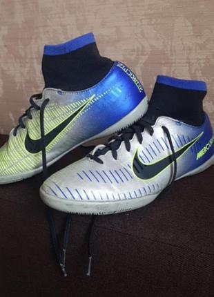 Nike mercurial футзалки