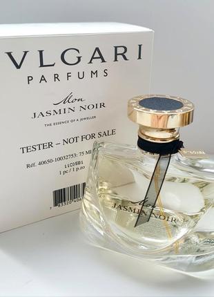 Bvlgari mon jasmin noir - парфюмированная вода