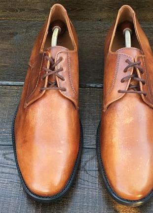 Lloyd plaza. кожаные мужские туфли. броги. оксфорды германия. germany