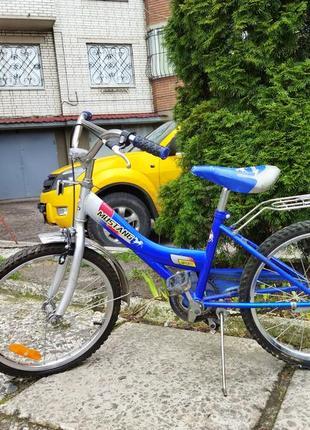 Велосипед мустанг, 20 колеса