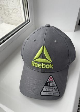 Новая мужская кепка reebok оригинал