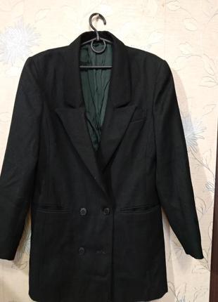 Пиджак двухбортный женский