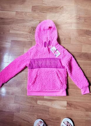 Куртка худі светр плюшевий лижний active touch