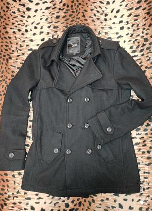 Весенне/осенее пальто мужское