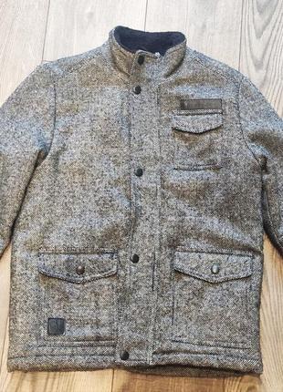 Пальто для парня 10-11 лет