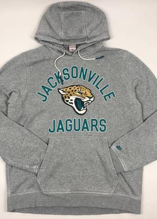 Худи nfl&nike jacksonville jaguars
