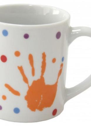 Чашка milika baby handprint  (240мл)