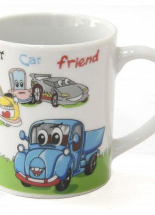 Чашка milika car friend  (240мл)