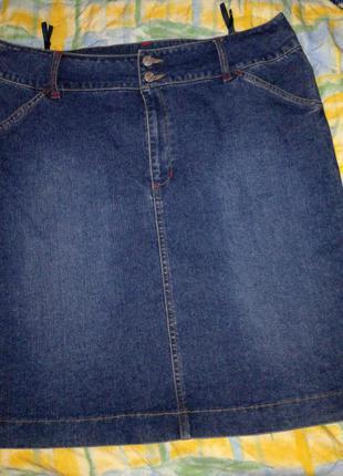 Полная распродажа!!! шикарная джинсовая юбочка, швейцария