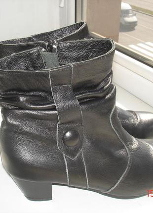 Ботинки ботильоны damart 39\25