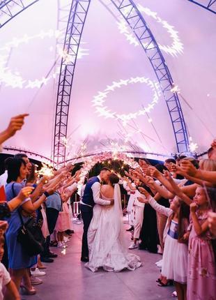 Продам весільну сукню millanova6 фото