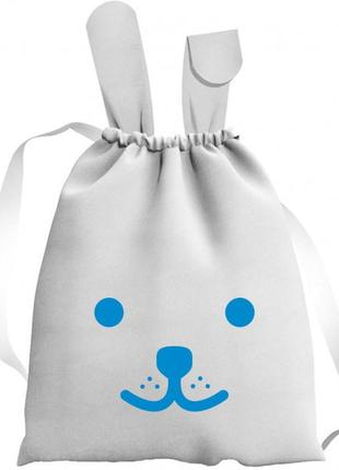 Рюкзак la roche posay детский рюкзачок дитячий рюкзак ля рош позе сумка шоппер заяц зайчик