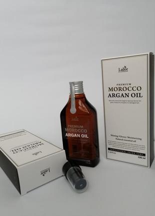 Арганове масло від бренду la'dor