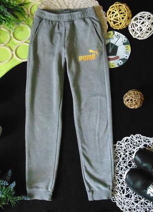 Улётные спортивные штаны джоггеры puma