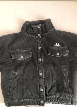 Куртка джинсовая италия