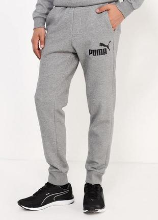 Модные спортивные штаны-джоггеры puma