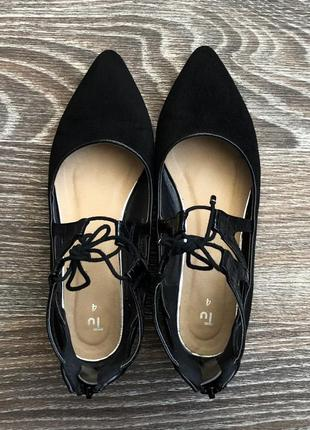 Туфли лодочки tu
