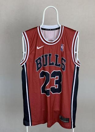 Баскетбольная майка nike chicago bulls jordan 23