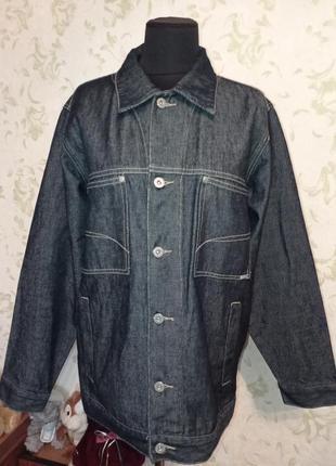 Джинсовый пиджак blakes