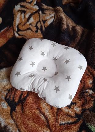 Ортопедическая подушка-бабочка.