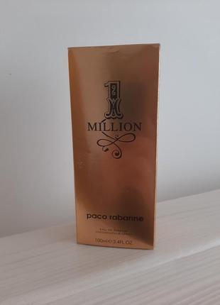 Paco rabanne 1 million парфюм туалетная вода духи