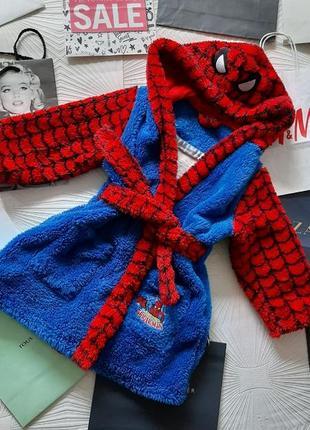 🕷🕸💣 крутой халатик spiderman