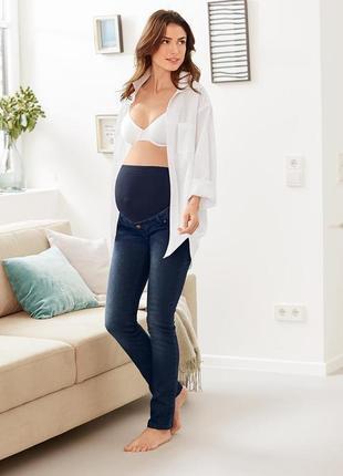 Комфортные джинсы для для беременных tcm tchibo размер eur 38