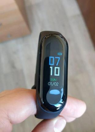 Фитнес часы smart band m3