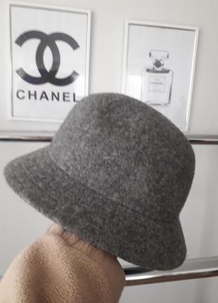 Милая шерстяная шляпа