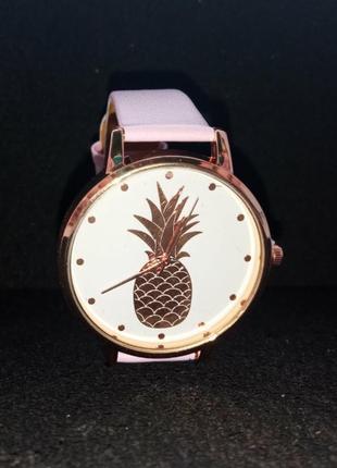 Жіночий годинник / кварц / еко шкіра